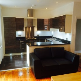 Two bedroom ensuite Apartment Doncaster Road Sandyford/Jesmond
