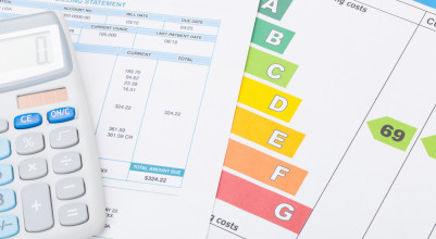 Utility bills - moving into your new house